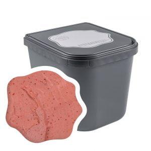 Aardbei sorbet ijs 2,5 liter Horeca van ijsmakerij ci Vediamo