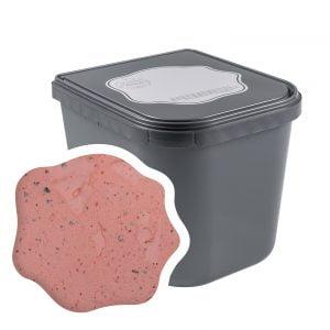 Aardbei Basilicum ijs 2,5 liter Horeca van ijsmakerij ci Vediamo