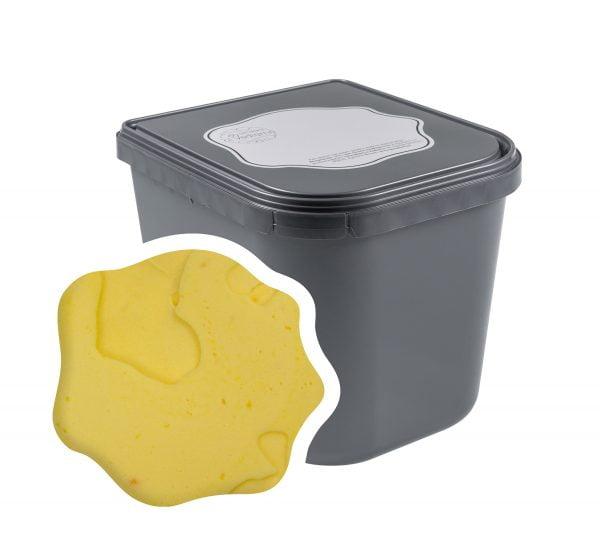 Abrikoos sorbet ijs 2,5 liter Horeca | IJsmakerij ci Vediamo