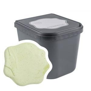 Basilicum Sorbet ijs 2,5 liter Horeca | IJsmakerij ci Vediamo