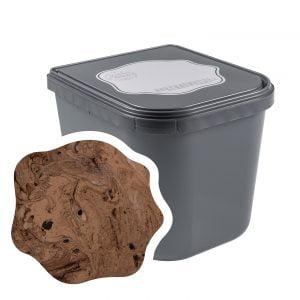 Brownie Room ijs 2,5 liter Horeca | IJsmakerij ci Vediamo