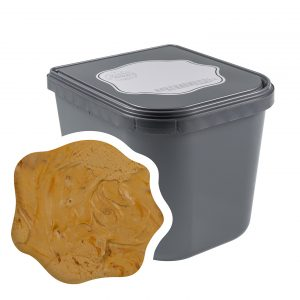 Caramel Zeezout Room ijs 2,5 liter Horeca | IJsmakerij ci Vediamo
