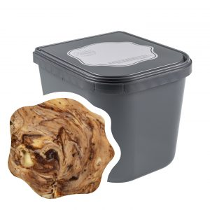 Cookies Room ijs 2,5 liter Horeca | IJsmakerij ci Vediamo