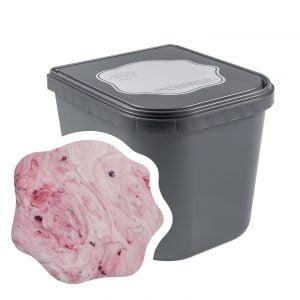 Yoghurt Bosvruchten Room ijs 2,5 liter Horeca | IJsmakerij ci Vediamo