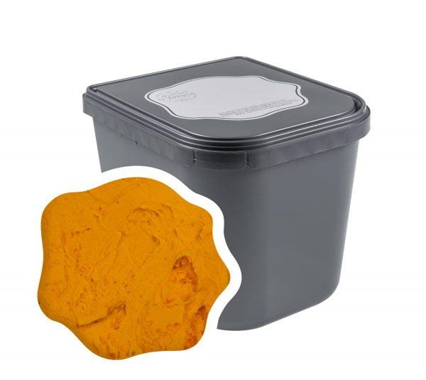 Pompoen Peper room ijs 2,5 liter Horeca   IJsmakerij ci Vediamo