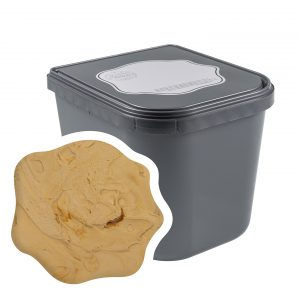Toffee Caramel room ijs 2,5 liter Horeca | IJsmakerij ci Vediamo