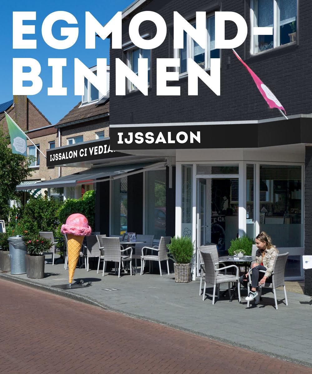 IJssalon Egmond-Binnen